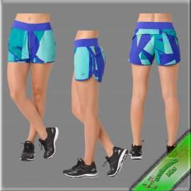 Asics rövid futónadrág fuzeX 4inch-es női