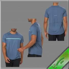Asics férfi rövid ujjú póló kék