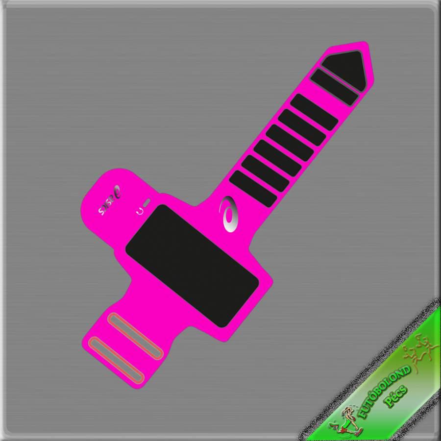 Asics MP3 tartó pink
