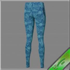 Asics futónadrág női fuzeX graphic kék