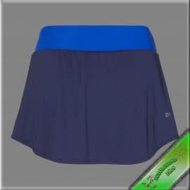 Asics tenisz szoknya kék