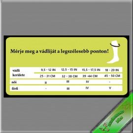 CEP kompressziós sportszár férfi zöld /nighttech/