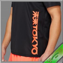 """Asics férfi rövid ujjú póló """"Future Tokyo"""""""
