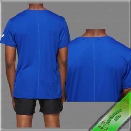 "Asics férfi rövid ujjú póló ""SILVER SS TOP GRAPHIC"""