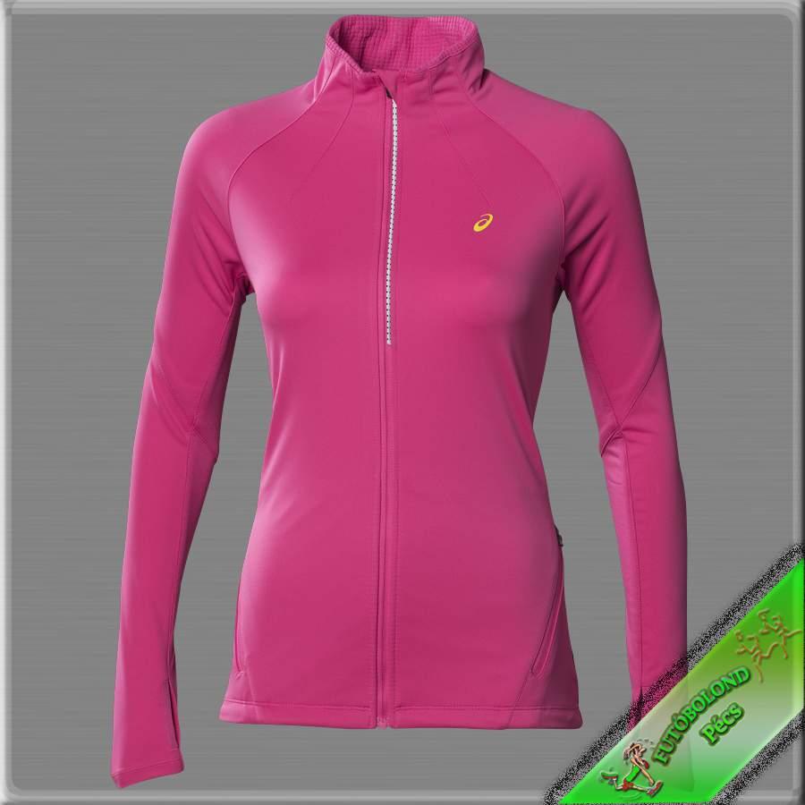Asics téli dzseki női pink LITE-SHOW