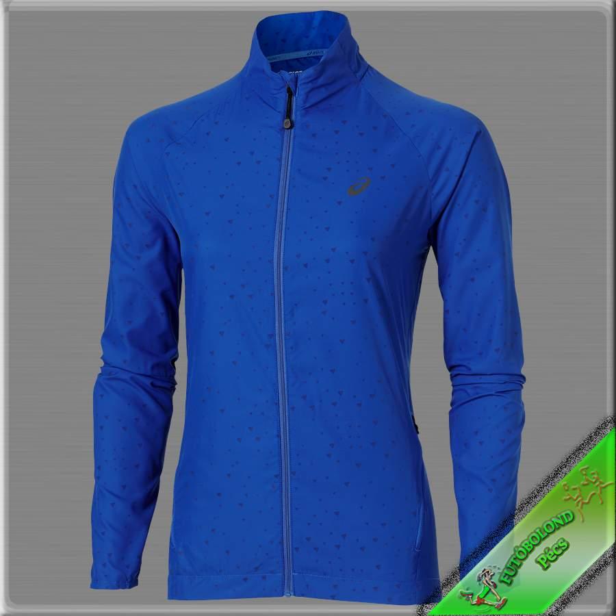 Asics LITESHOW széldzseki női kék-lila