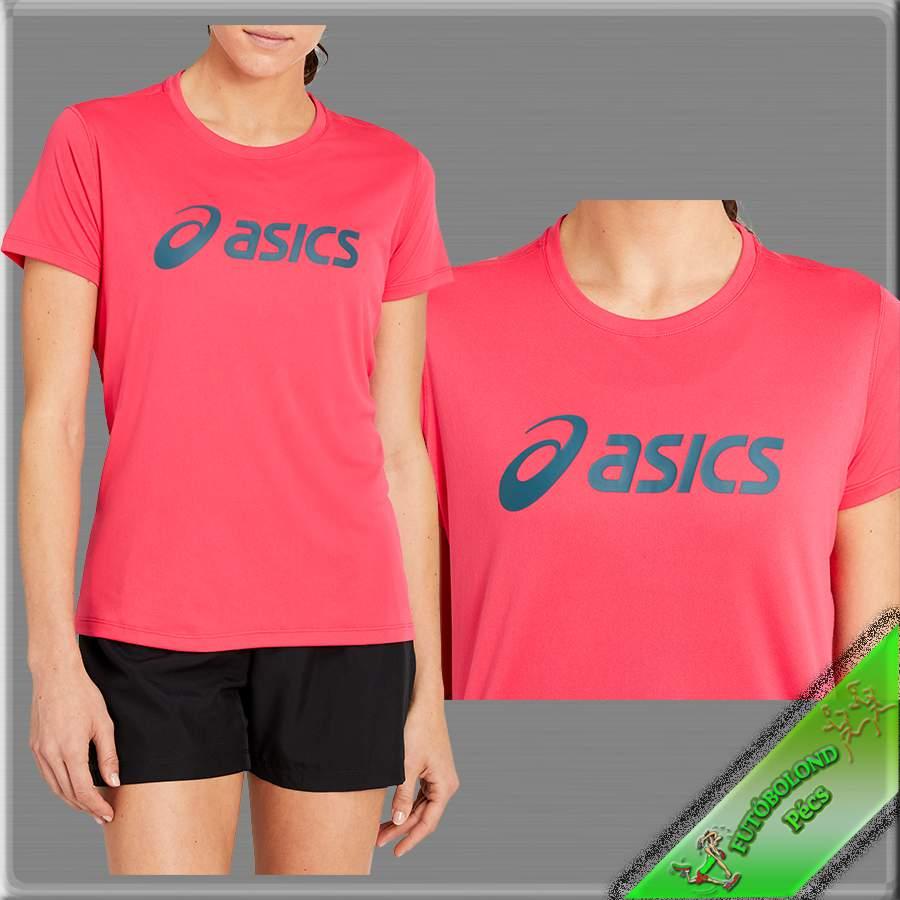 """Asics női rövid ujjú póló """"SILVER SS TOP GRAPHIC"""""""